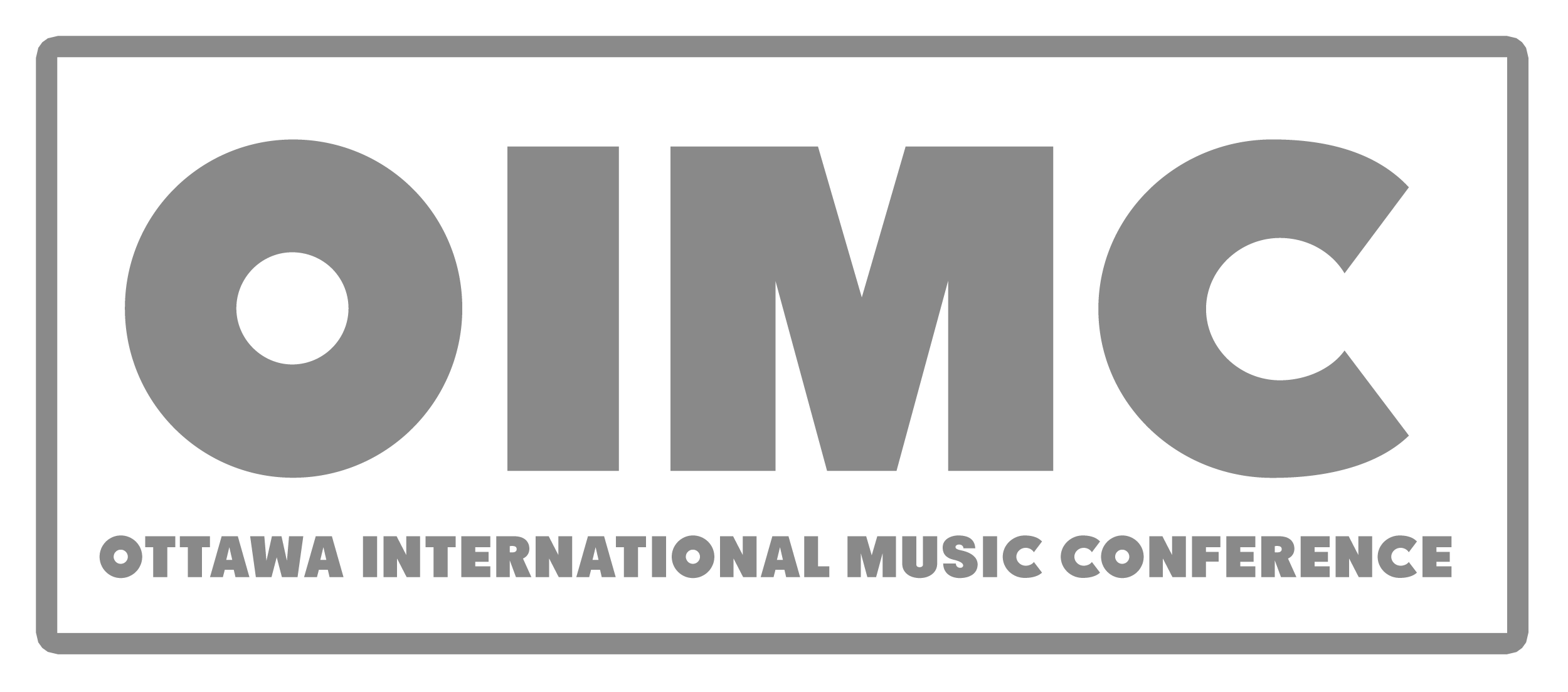 OIMC. Ottawa International Music Festiva. Events. Ottawa Ontario Canada. Swag. Merch. Promotional merchandise. All Things Made. Tshirst. Screen printing. Branding. Promo. Swag. glassware. keychains.