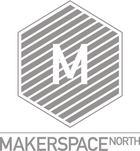 Makerspace North. Shared workspace. Mkaer Space. Ottawa Ontario Canada. Swag. Merch. Promotional merchandise. All Things Made.