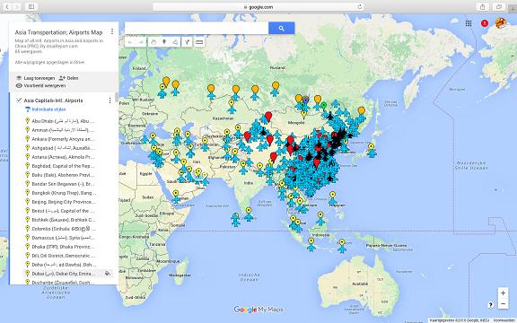 Google Map Of Asia.Asiamaps Com Satellite Maps Index