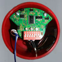 image of remote control circuitboard for ats lubricator that links to article