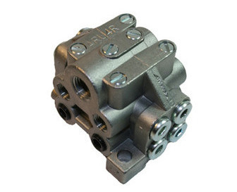 image of distribution block for multi point automatic lubricators