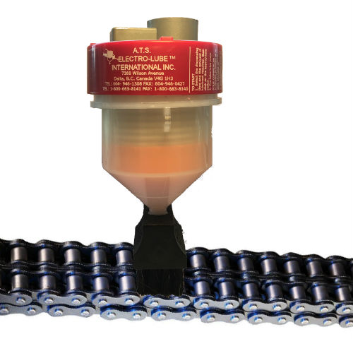 Industrial Chain Lubrication Automatic Lubrication For