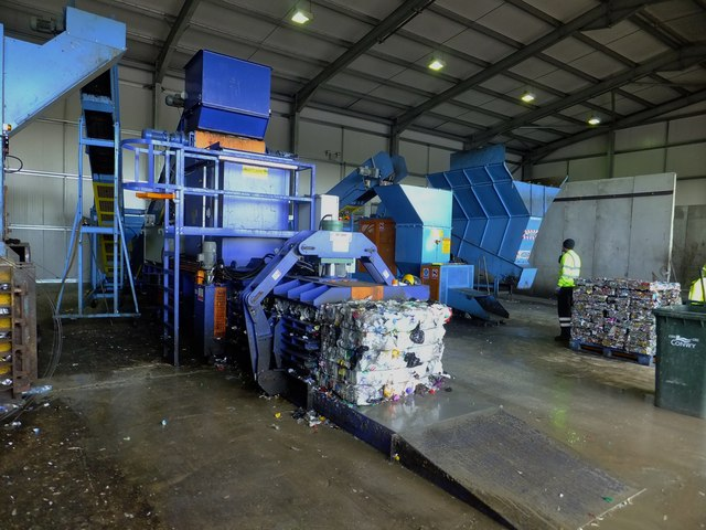 Expensive machinery such as that pictured in thus recycling plant often suffers from improper lubrication practices, most frequently due to a lack of willingness to invest in an adequate lubrication system depsite the need to maintain expensive machinery.