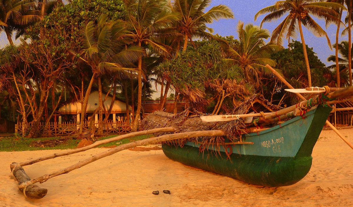 The Sri Lanka Beach House in Hikkaduwa