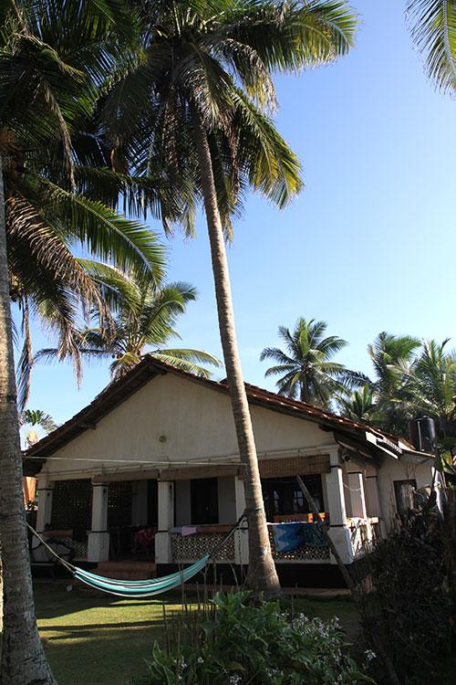 The Sri Lanka Beach House