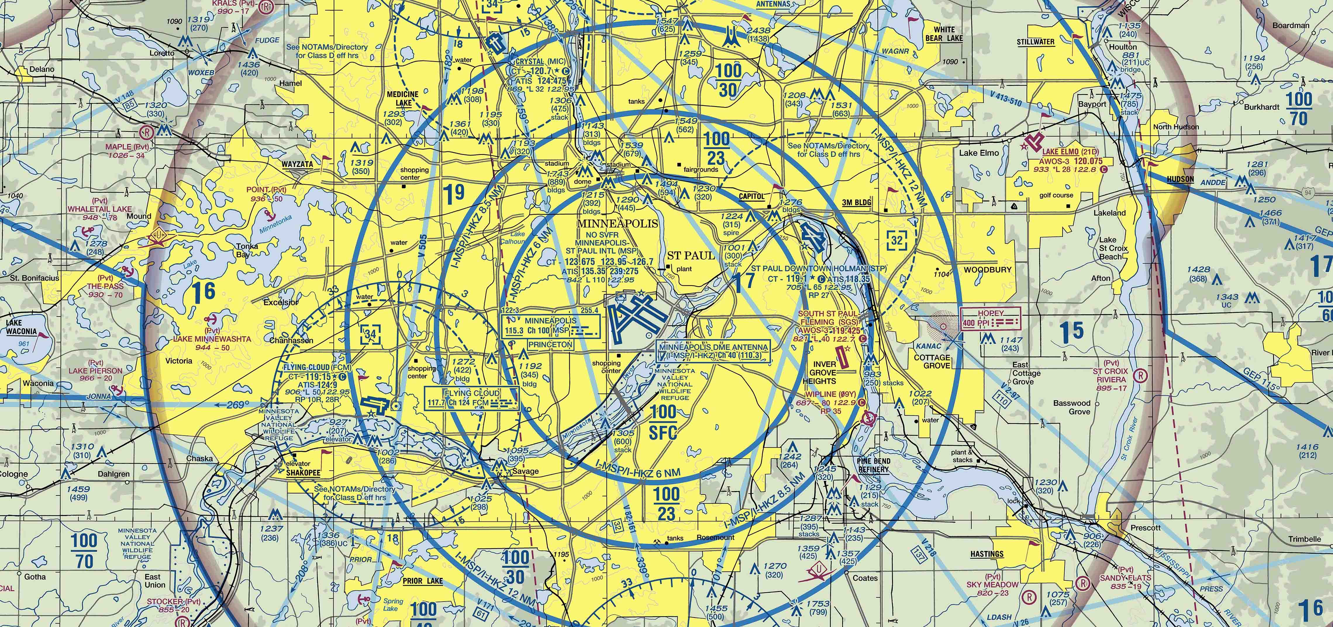 Aerial Photography in class B Airspace