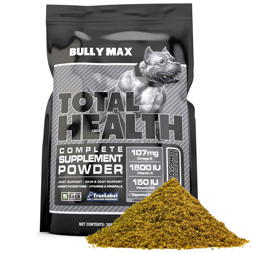 koop total health bully max