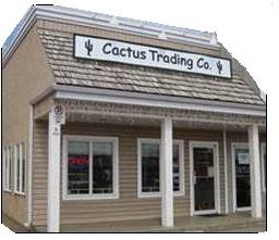 Cactus Trading Store
