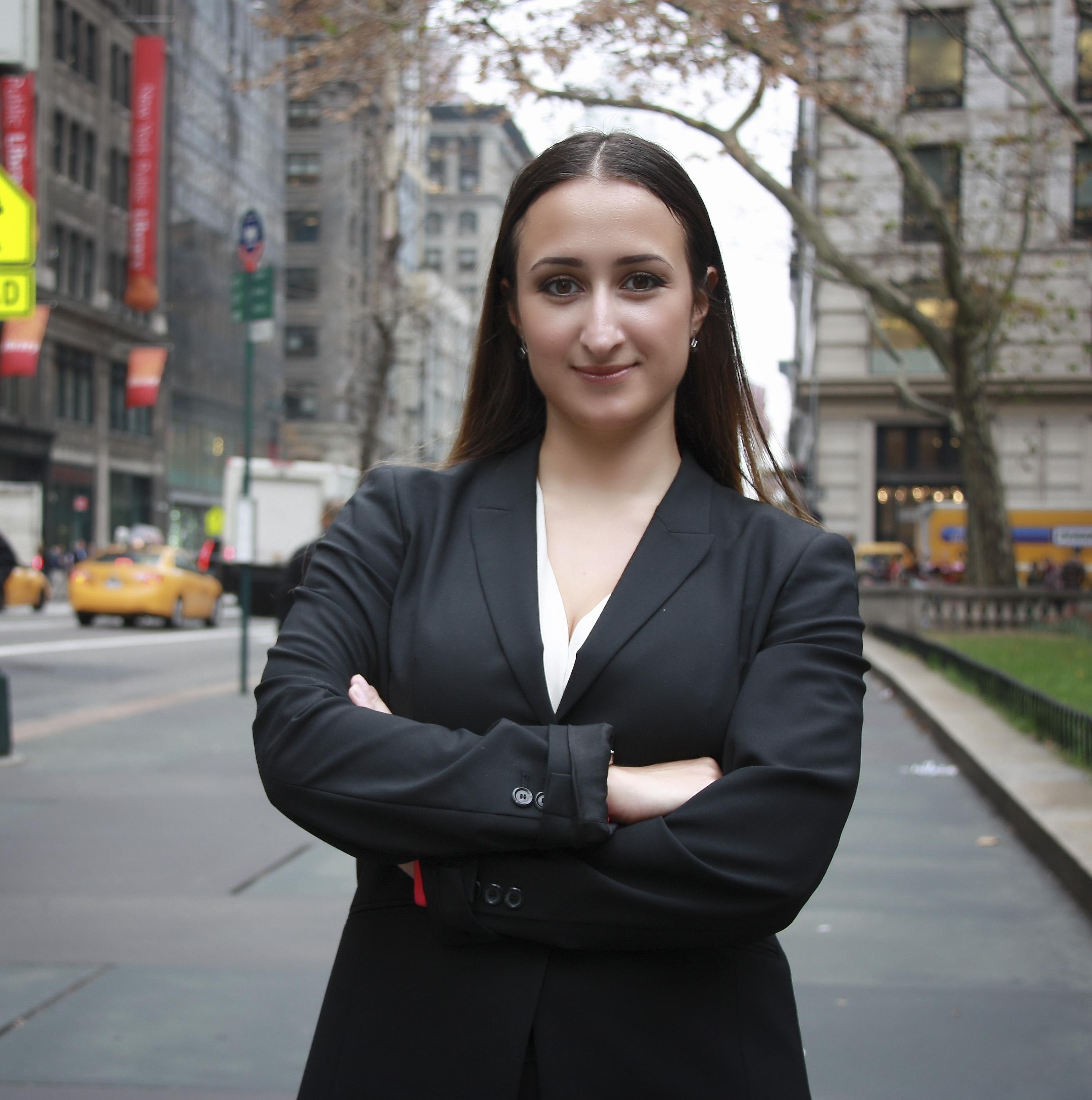 Viktoriya V. Badoeva, Esq. of Cea Badoeva P.C. Attorneys at Law New York City Manhattan Lawyers