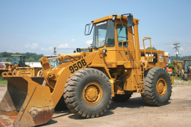 CAT 950B LOADERS – TWO AVAILABLE 1985 S/N 22Z01300 - $50,000 & 1987 S/N 22Z02448 - $50,000 2003 MACK – 700 CV713 – GRANITE, 17.5' DUMP BODY VIN 1M2AG10CX3M007434– ASKING $58,000 1998