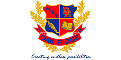 Oak Ridge High School logo and link to website