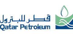 Qatar Petroleum logo and link to website