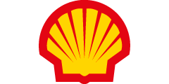 Shell logo and link to website