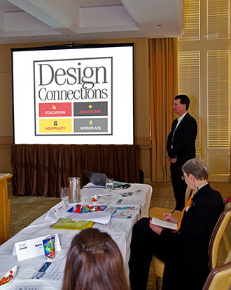 Design Connections Case Study Boardroom Session