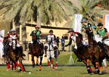 Bubai Polo Gold Cup Series