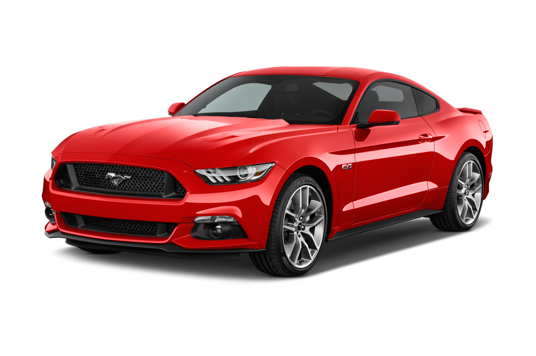 ford mustang 5.0 v8 gt - one-trick pony?