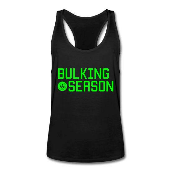 Bulking season Tank top for gym or bodybuilding