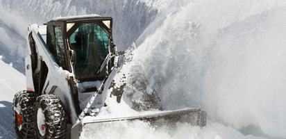Don't forget. BladeCutters will plowing snow this winter. Coverage, all year long.