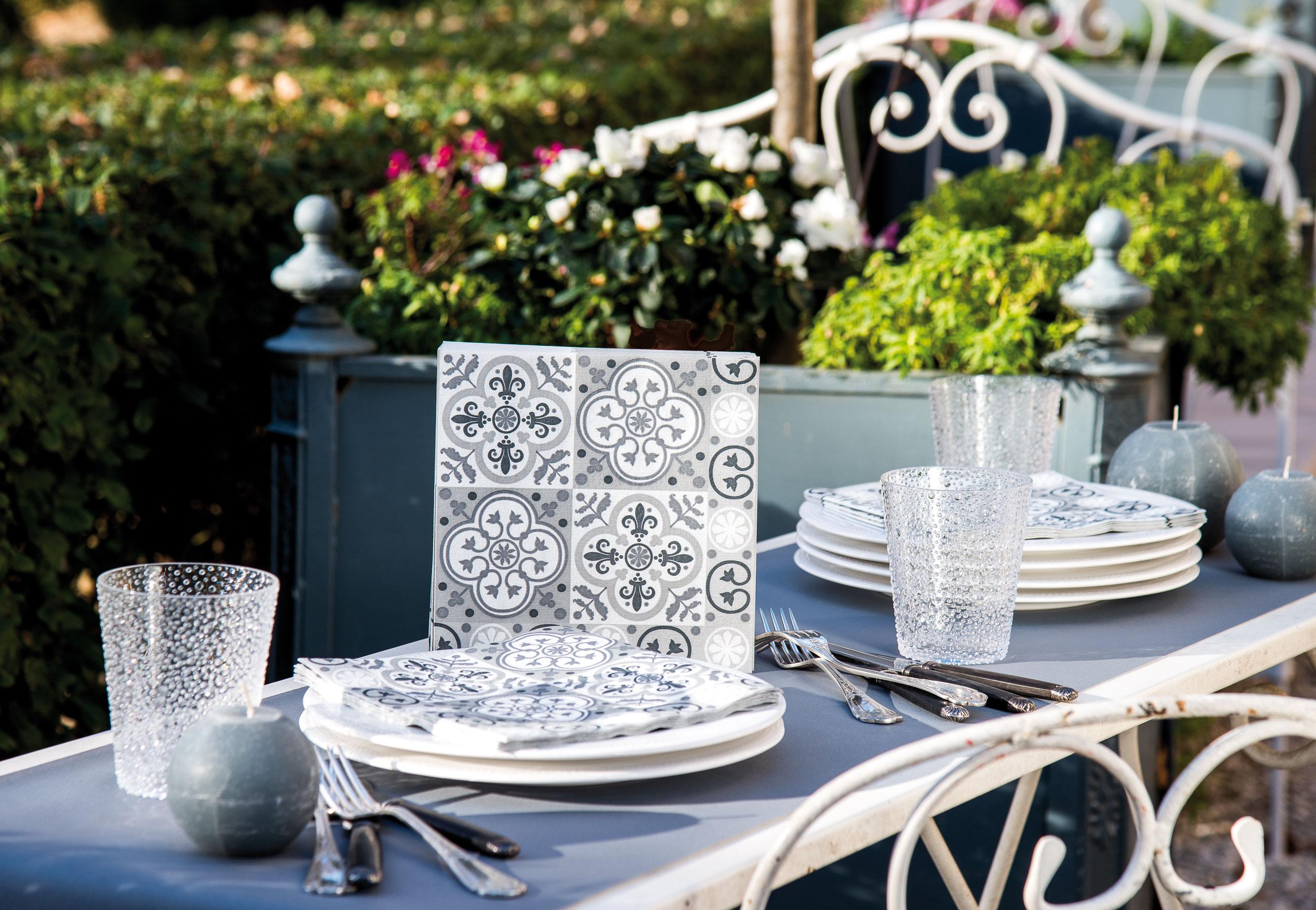 Linge de table en intiss jetable fran oise paviot - Linge de table design ...