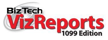 VizReports 1099 report for Infor VISUAL