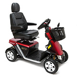 Scooters, 4 wheel scooter, 3 wheel scooter, portable scooter, folding scooter