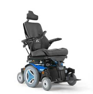 Power Wheelchair, Front Wheel Drive, Mid wheel Drive, Rear Wheel Drive