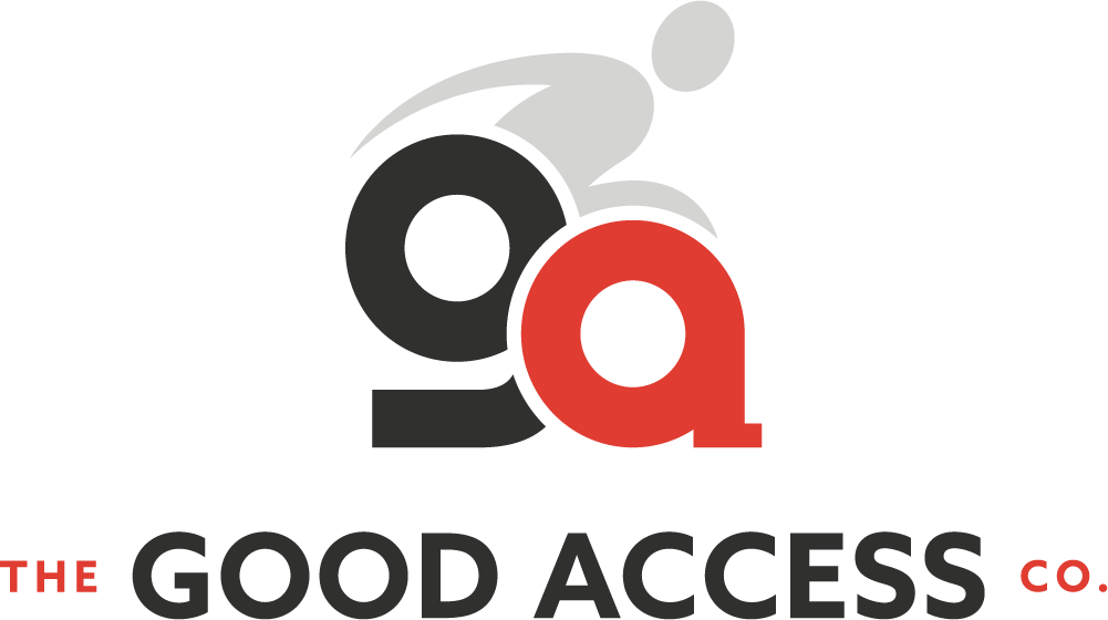 The Good Access Company Logo