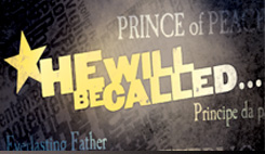 Watch sermons from our series He Will Be Called