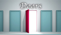 Watch sermons from our series Doors