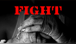 Watch sermons from our series Fight