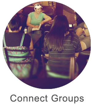 Button to go to connect groups page
