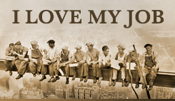 Watch sermons from our series I Love My Job