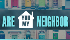Watch sermons from our series Are You My Neighbor