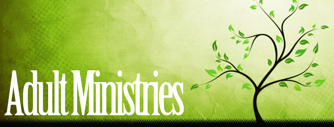 Adult Ministries Page