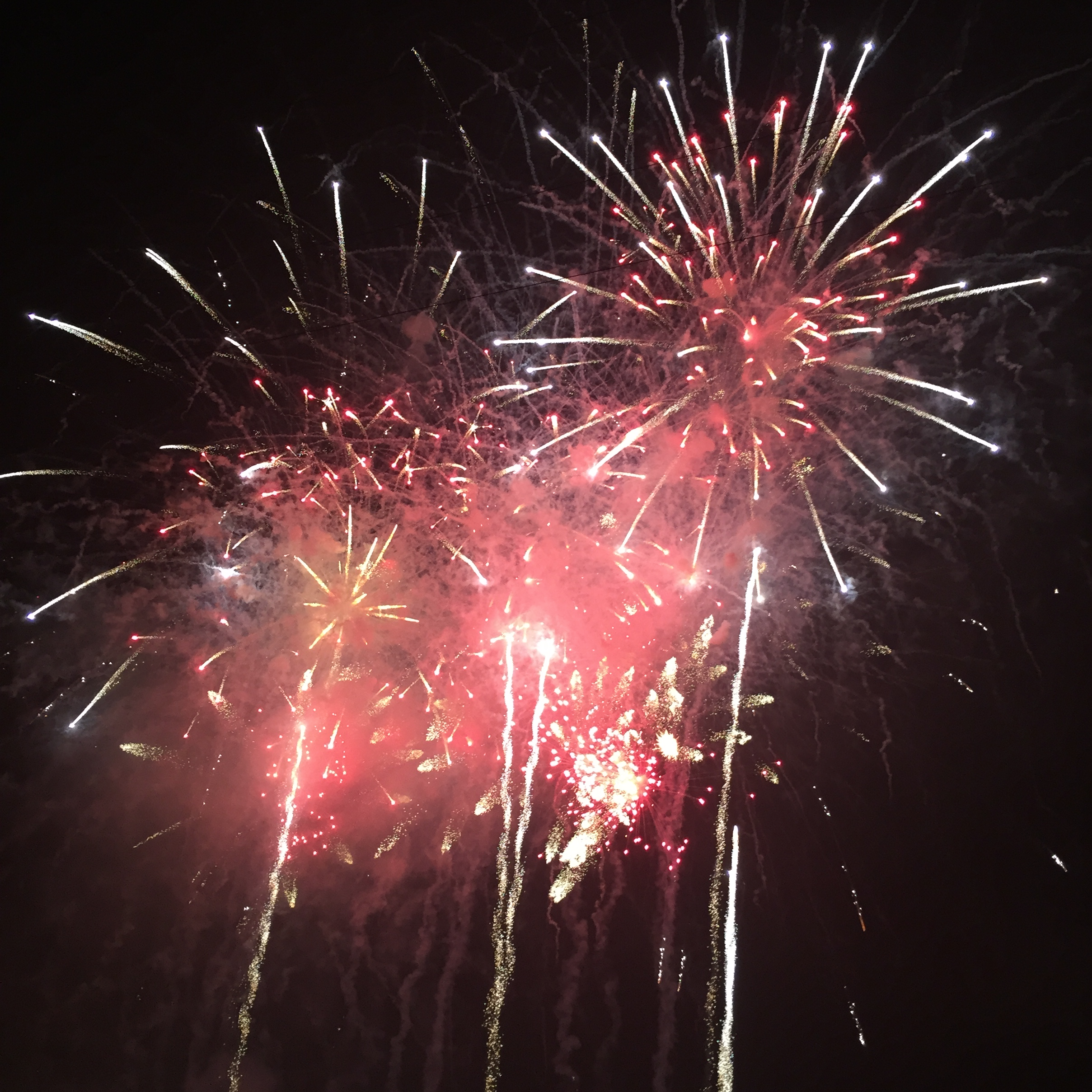 fireworks for business events