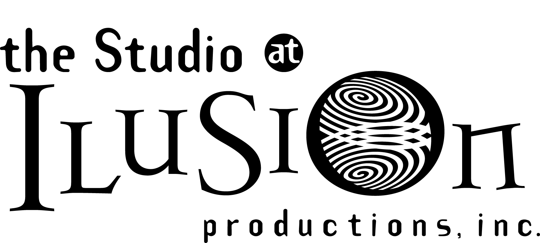 logo for the Studio at ILUSION Productions, Inc.