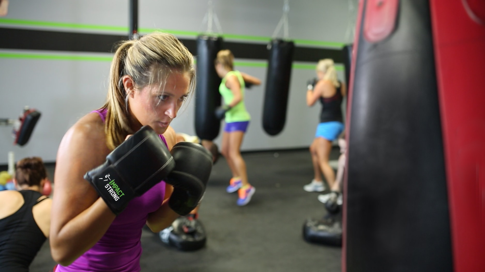 Top New Fitness Gym Franchise | IMPACT STRONG Kickboxing