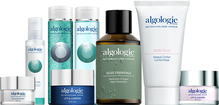 Indulgence Nails and Beauty is the  Mareeba stockist for Algology skin care range.