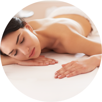 The Indulge Beauty Package includes massage, pedicure, facaial or treatment.