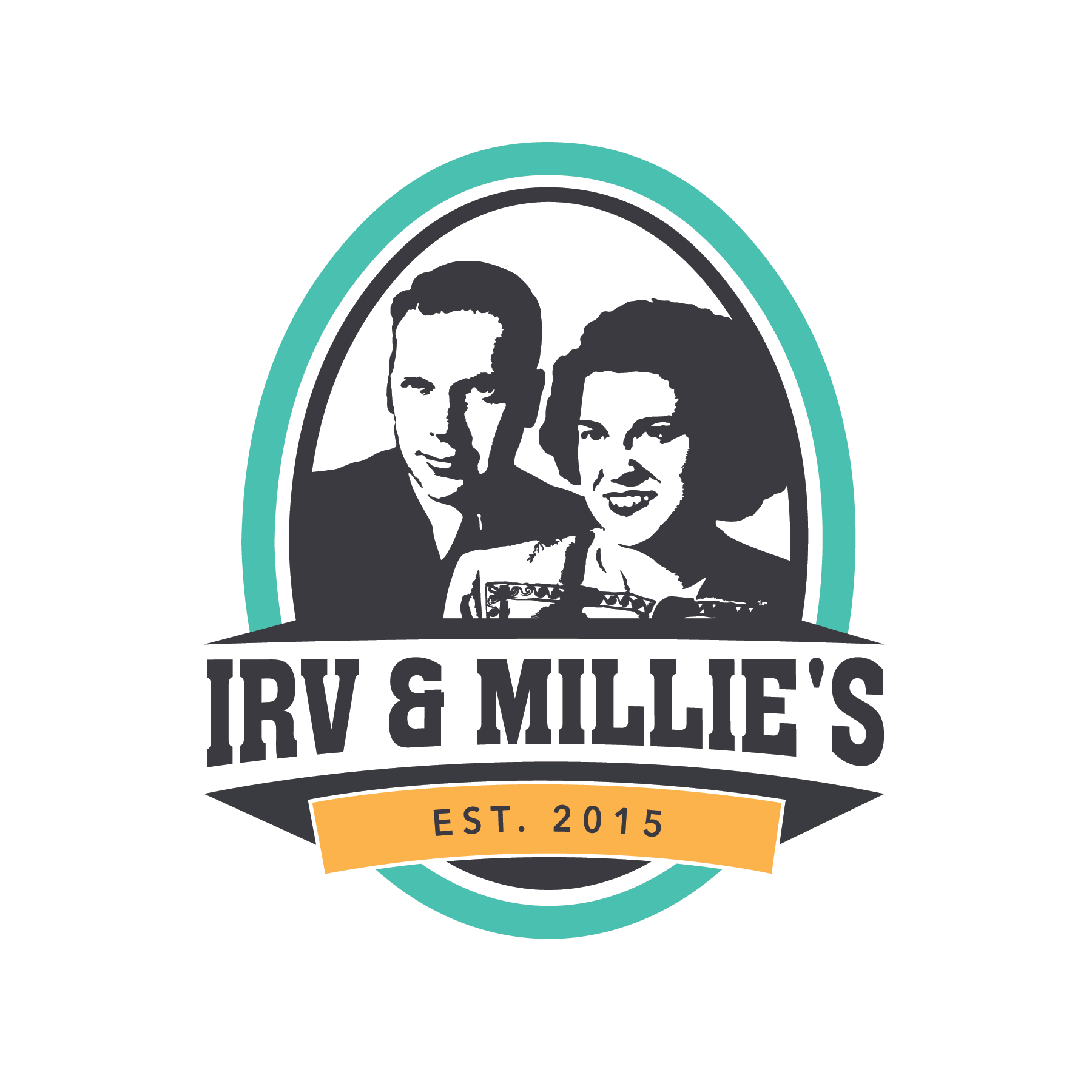 Braggot Label irv and millies mead