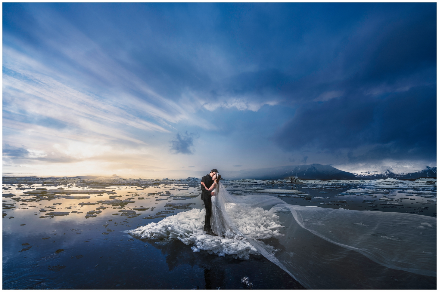 Iceland Pre-Wedding Photography