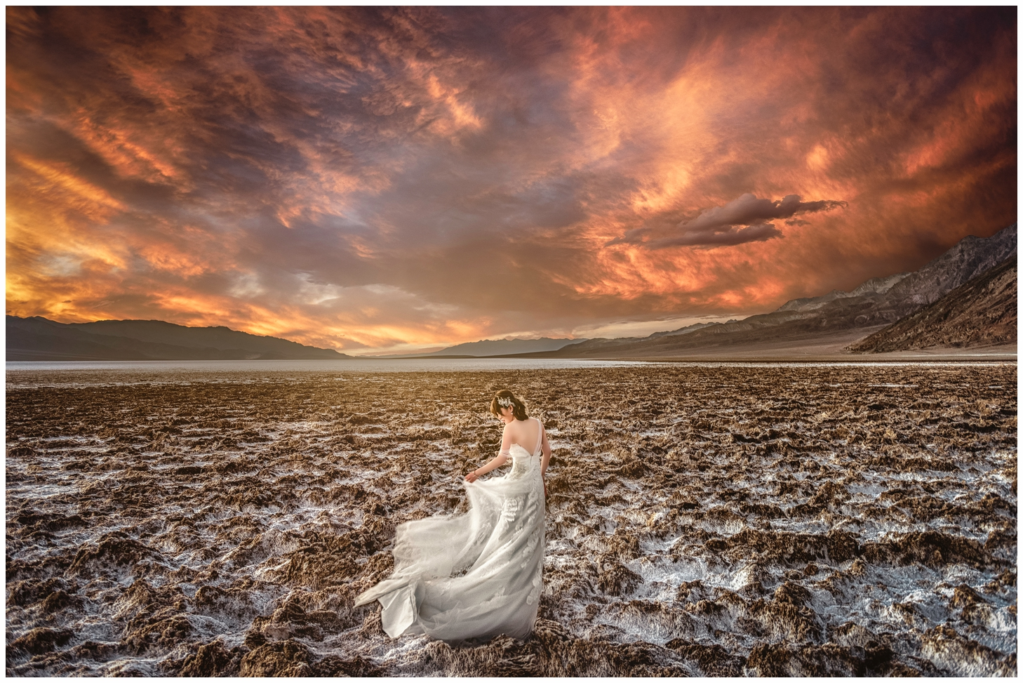death valley pre-wedding photography