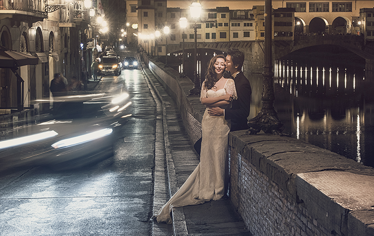 italy pre wedding photos