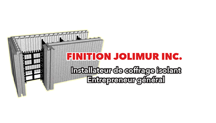 Logo Finition Jolimur - coffrage isolant