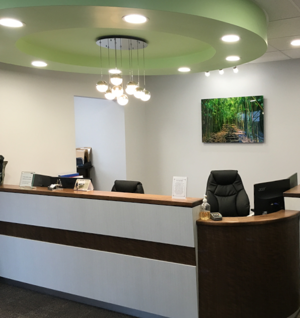 Kanata Periodontics front office