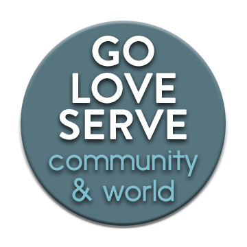 Go Love Serve the Community & World