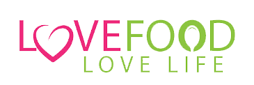 Love Food Footer Logo