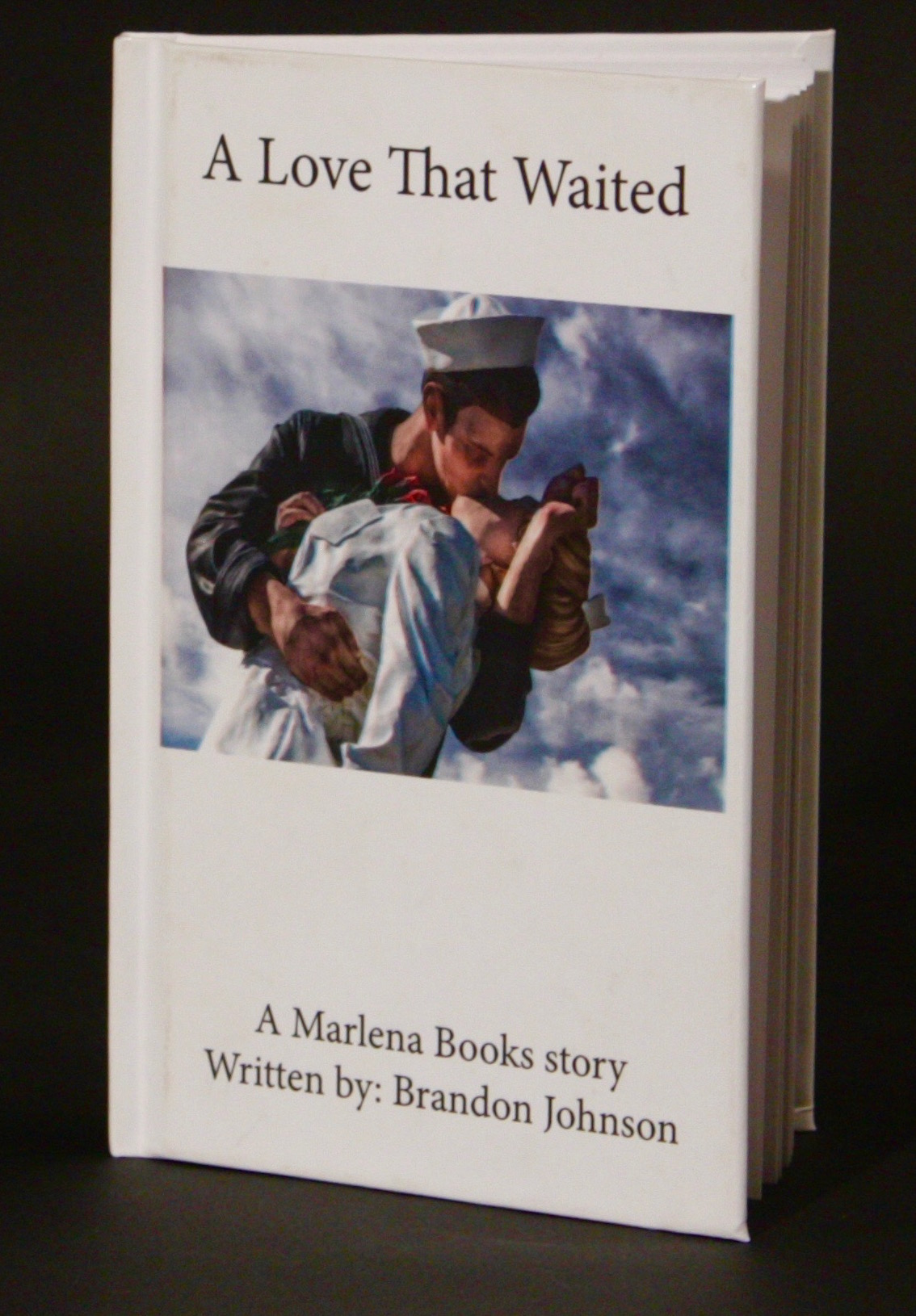 "Marlena Books' ""A Love That Waited"" written by Brandon Johnson for Individuals with dementia"