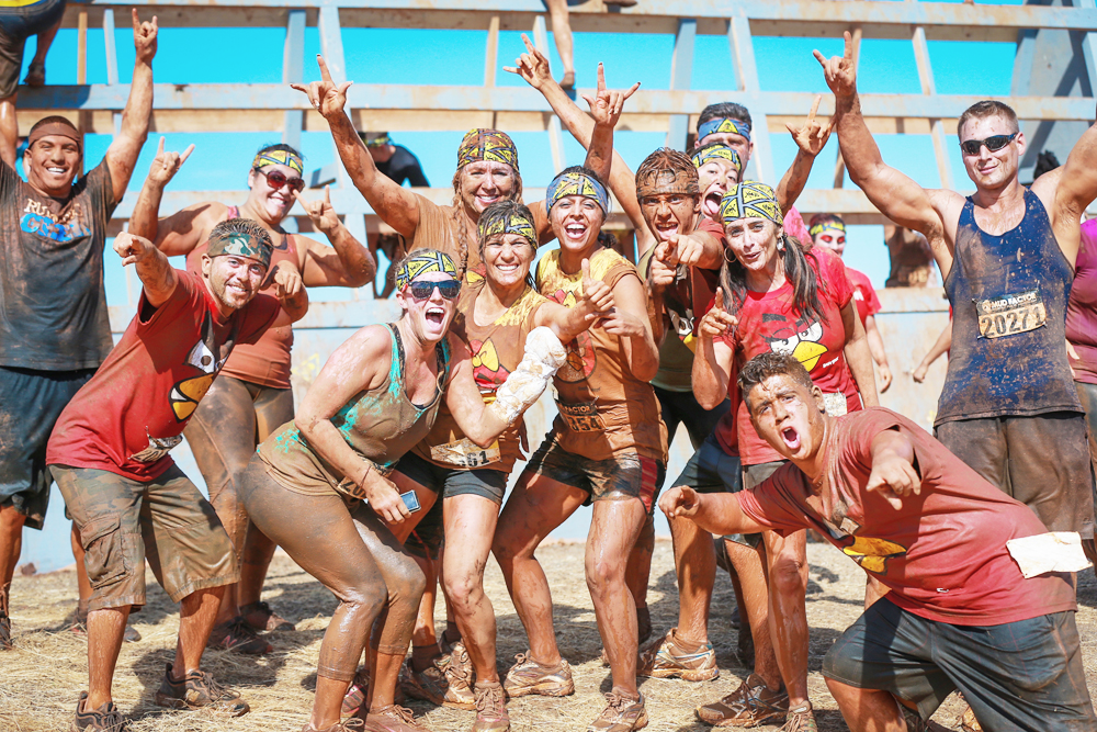 Got a Mud Factor Team?  Get tthe hookup with great group rates discounts!