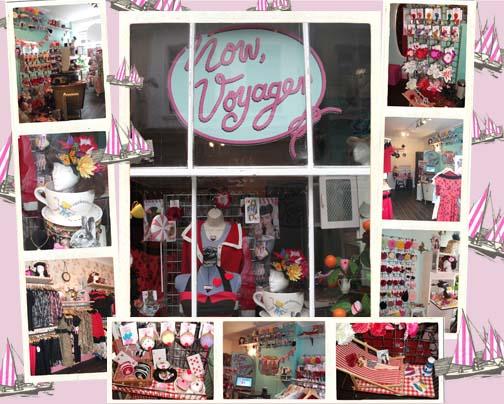 Now Voyager Lil Shop blog